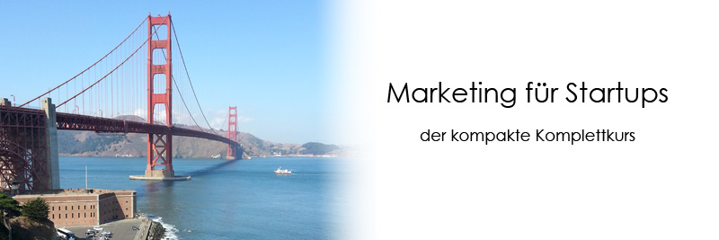 Marketing für Startups - Online Akademie