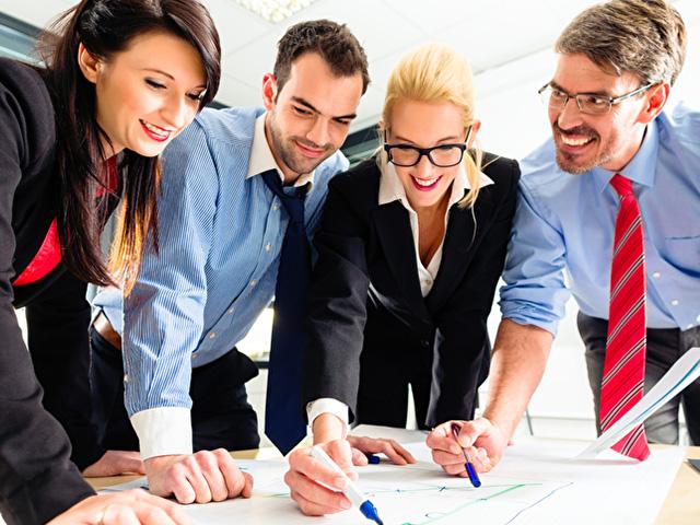 Umgib dich mit menschen - Spezialisiere dein Unternehmen - nicht dich selber!